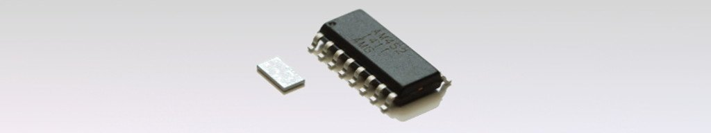 Package variants of the V/I-converter IC AM452