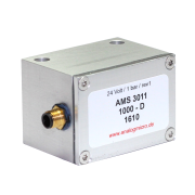 AMS 3011 miniaturized pressure transmitter series with voltage output.